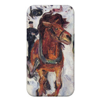 Edward Munch Art Painting iPhone 4/4S Cover