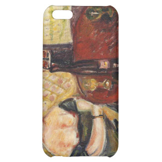 Edward Munch Art Painting Case For iPhone 5C