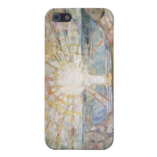 Edward Munch Art Painting iPhone 5 Cover