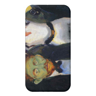 Edward Munch Art Painting iPhone 4 Cases