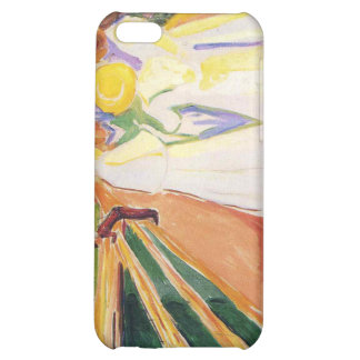 Edward Munch Art Painting iPhone 5C Cover