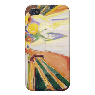 Edward Munch Art Painting Cases For iPhone 4