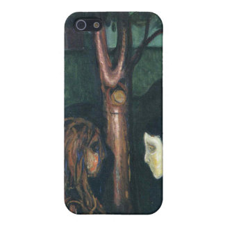 Edward Munch Art Painting Cases For iPhone 5