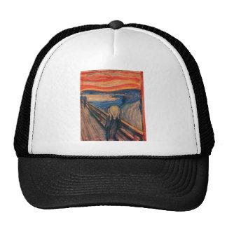 Edward Munch The Scream Cap