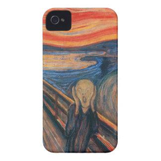 Edward Munch The Scream iPhone 4 Covers