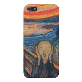 Edward Munch The Scream Cases For iPhone 5