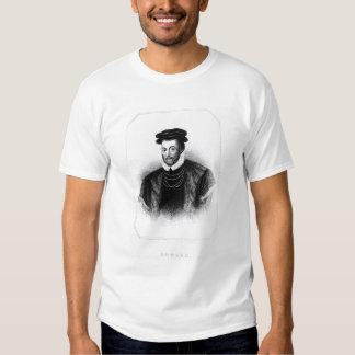 Edward North  from 'Lodge's British Portraits' Tee Shirt