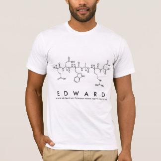 Edward peptide name shirt