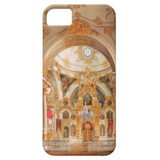 Edward Petrovich - Cathedral in the Winter Palace Case For The iPhone 5