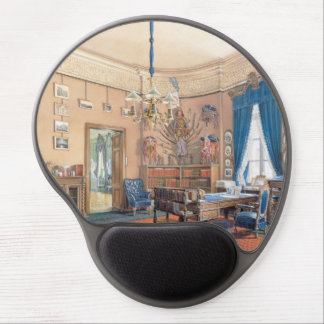 Edward Petrovich Interiors of the Small Hermitage Gel Mouse Pad