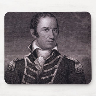 Edward Preble (1761-1807), engraved by Henry Bryan Mouse Pad