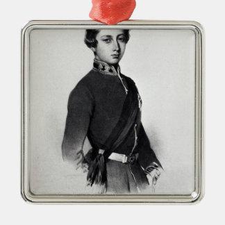 Edward, Prince of Wales Christmas Ornament