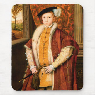 Edward, Prince of Wales (Edward VI of England) Mouse Pad