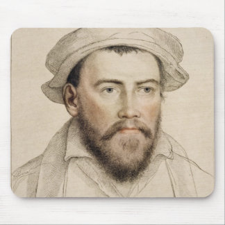 Edward Stanley Earle of Darby (1508-1572) engraved Mouse Mat