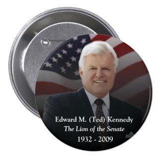 Edward (Ted) Kennedy Memorabilia Pins