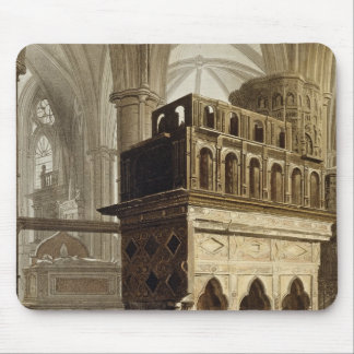 Edward the Confessor's Monument, plate M from 'Wes Mouse Pad