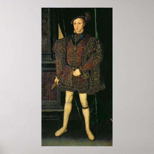Edward VI Poster