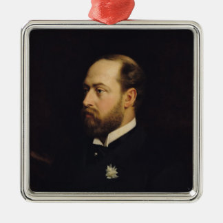 Edward VII Christmas Ornament