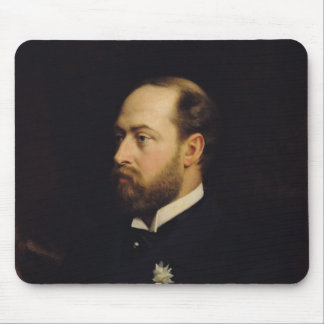 Edward VII Mouse Pad