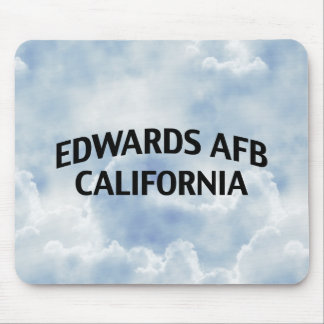 Edwards AFB California Mouse Pad