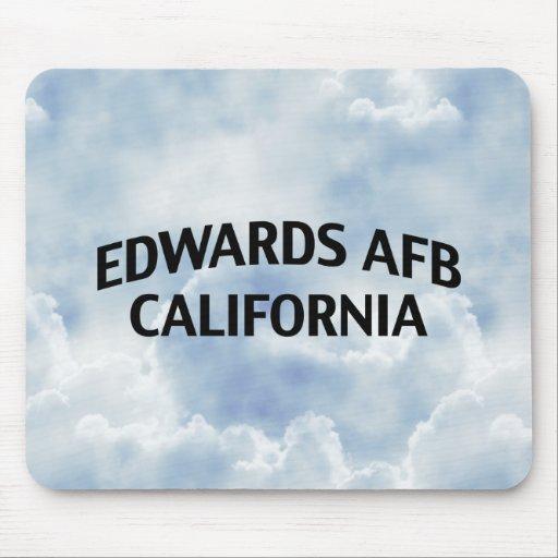 Edwards AFB California Mouse Pad