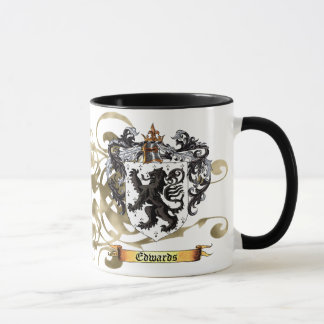 Edwards Coat of Arms Mug