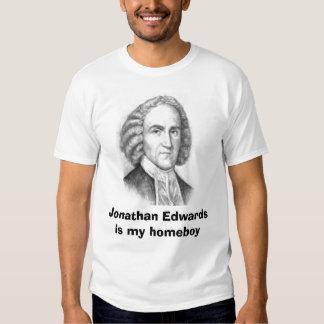 Edwards Homeboy #6 - Black and White Tee Shirts