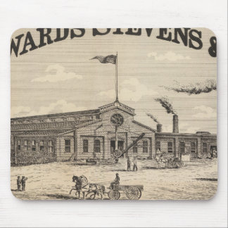 Edwards Stevens and Co manufacturers in Winooski Mouse Pad