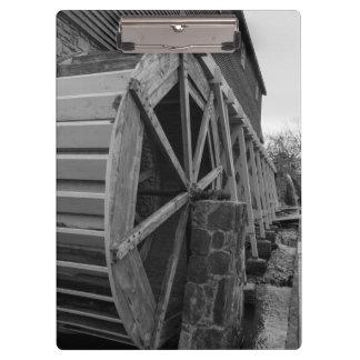Edwards Water Wheel Clipboards