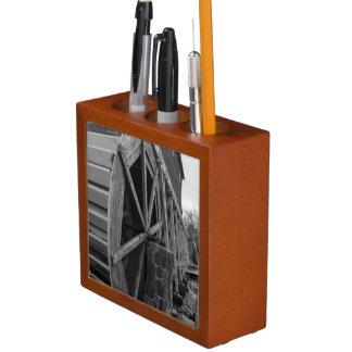 Edwards Water Wheel Pencil/Pen Holder