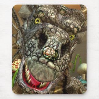 Edwin Dragon: Mousepad