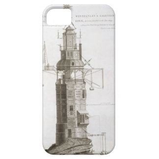Edystone Lighthouse engraved by Henry Roberts (fl. iPhone 5 Covers
