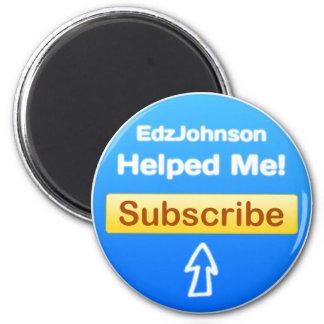 EdzJohnson Fridge Magnets
