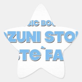 Edzuni Store Artiste`Farmer Star Sticker