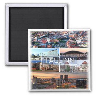 EE * Estonia - Tallinn Magnet