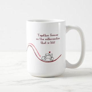 """EE roller NE"" Coffee Mug"