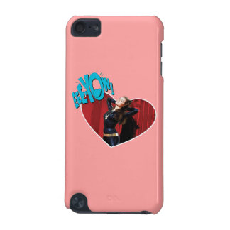 EEE-YOW! Catwoman iPod Touch (5th Generation) Cases