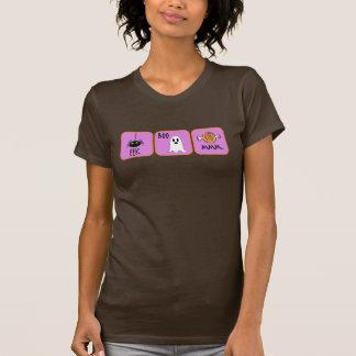 Eek, Boo, Mmmm Tee Shirts