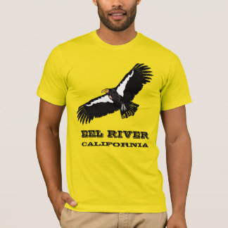 Eel River Tribe  California T-Shirt