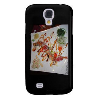 Eel Sushi Roll Mugs Cards Gifts Etc Galaxy S4 Cover