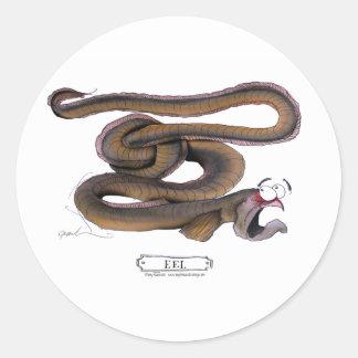 Eel, tony fernandes sticker