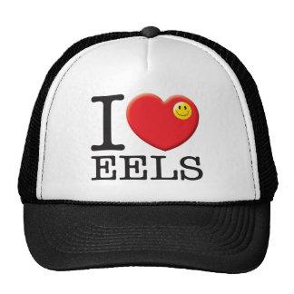 Eels Love Cap