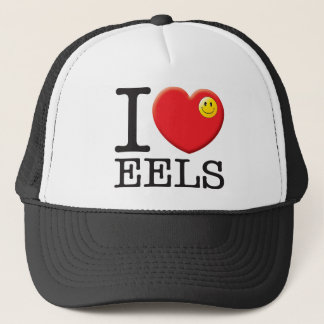 Eels Love Trucker Hat