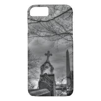 eerie graveyard iPhone 7 case