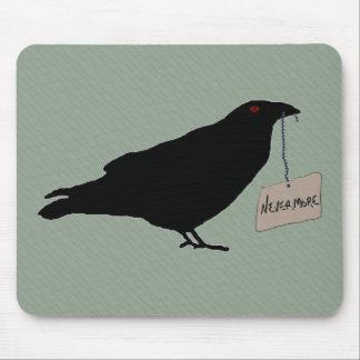 Eerie Raven Mousepad