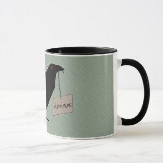 Eerie Raven Mug