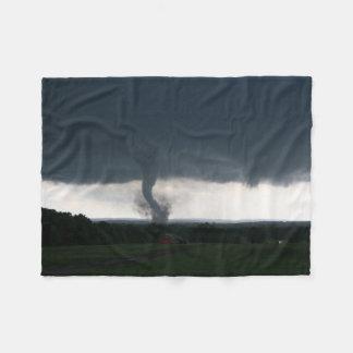 EF4 Katie, OK Tornado Fleece Blanket