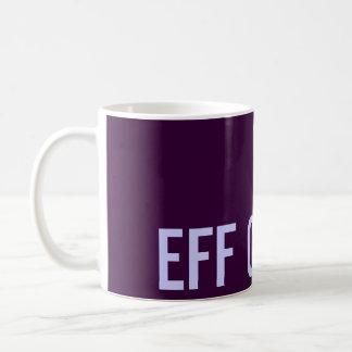 Eff cancer mug