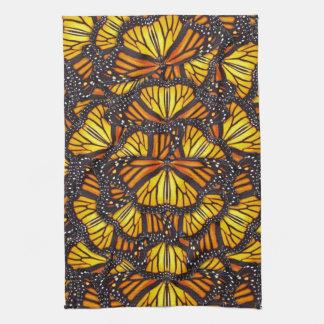 Effie's Butterflies Tea Towel