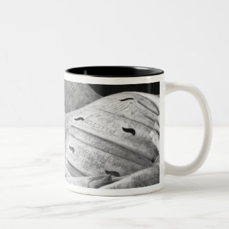 Effigy of Duc Jean de Berry  Count of Poitiers Two-Tone Coffee Mug